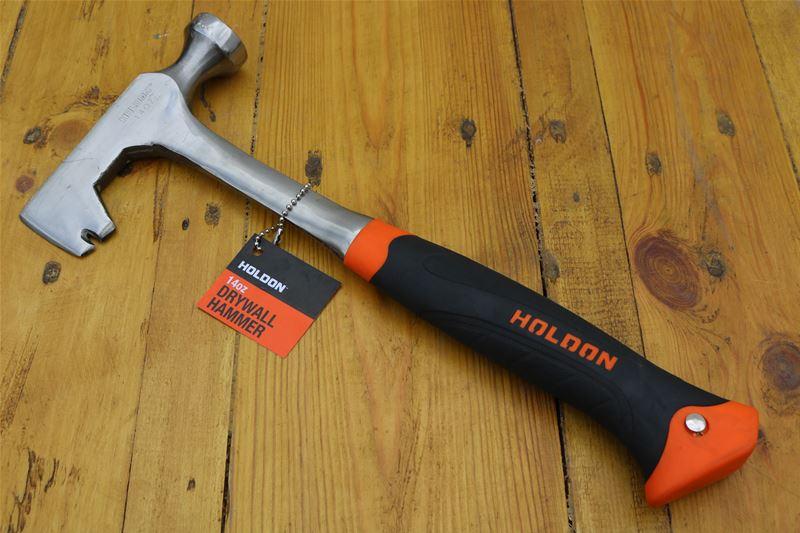 Lot 52 - 10 x HOLDON 14oz Drywall Hammer