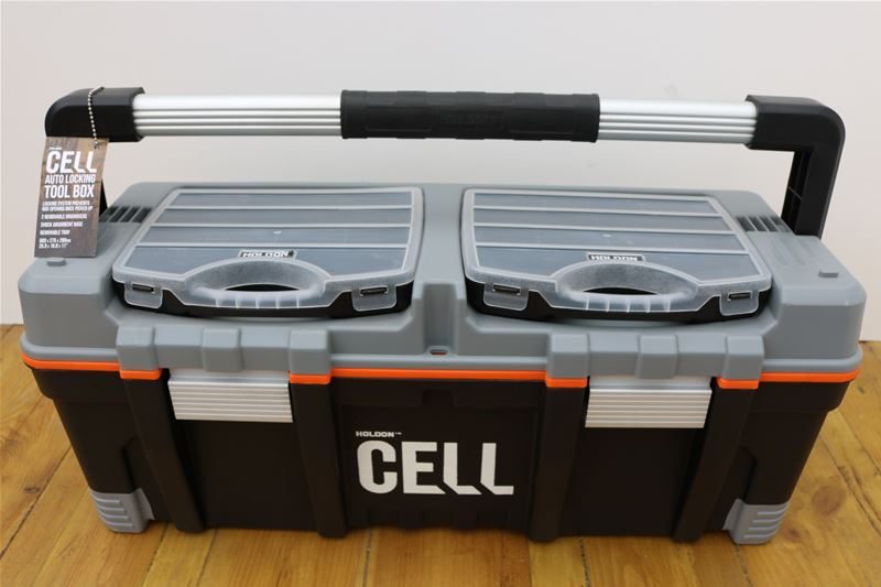 Lot 57 - 10 x HOLDON CELL 26in Pro Self Closing Tool Box