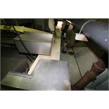 """28 ft. S/S Belt Conveyor System with 24"""" W Belt, Electric Drive, 12"""" H S/S Leg Supports, ("""