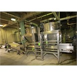Bulk Bid of Squash Prep Line, Includes (2) S/S Vertical Cutters, (8) Product Conveying Systems &