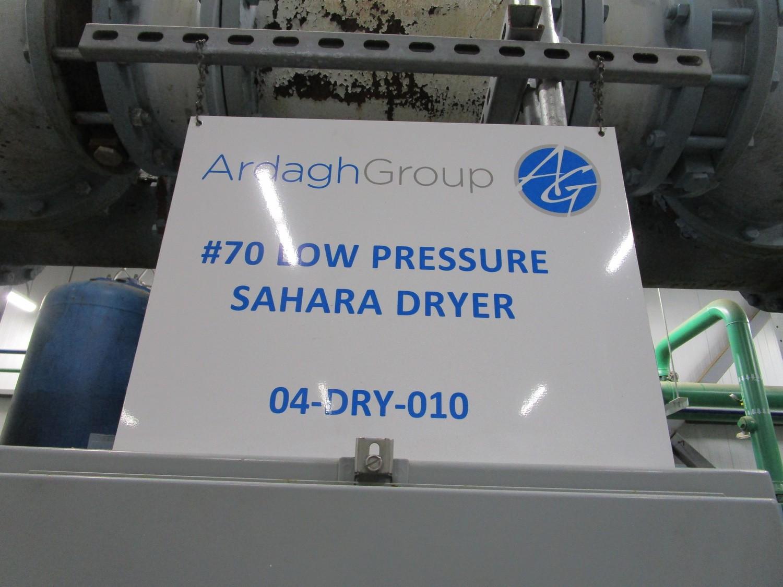 2010 Sahara SP-20000 Low Pressure Dryer, Skid Mtd. s/n 56977, (2) Tanks, MWAP 150 P | Rig Fee: $6500 - Image 14 of 14