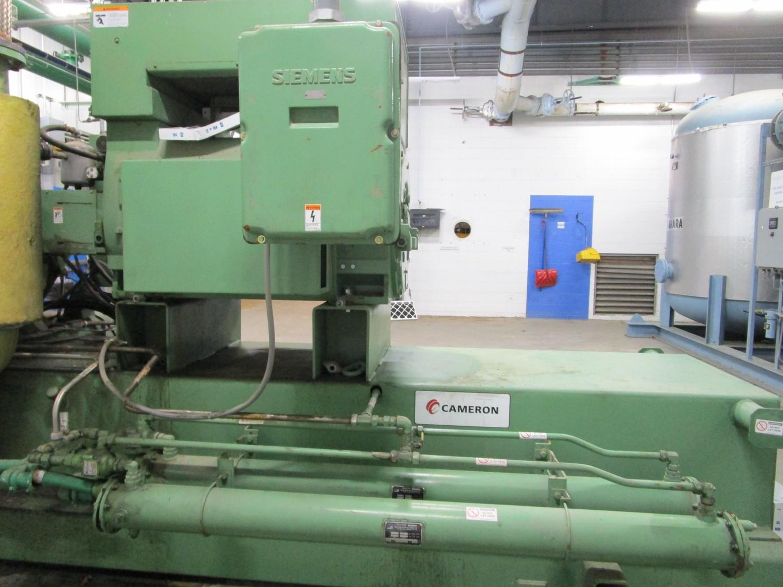 2010 Cameron 1,500 HP Low Pressure Compressor, Turbo-Air 9000 s/n 16900, True Oil F | Rig Fee: $4000 - Image 12 of 13