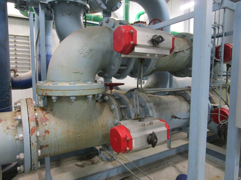 2010 Sahara SP-20000 Low Pressure Dryer, Skid Mtd. s/n 56977, (2) Tanks, MWAP 150 P | Rig Fee: $6500 - Image 9 of 14