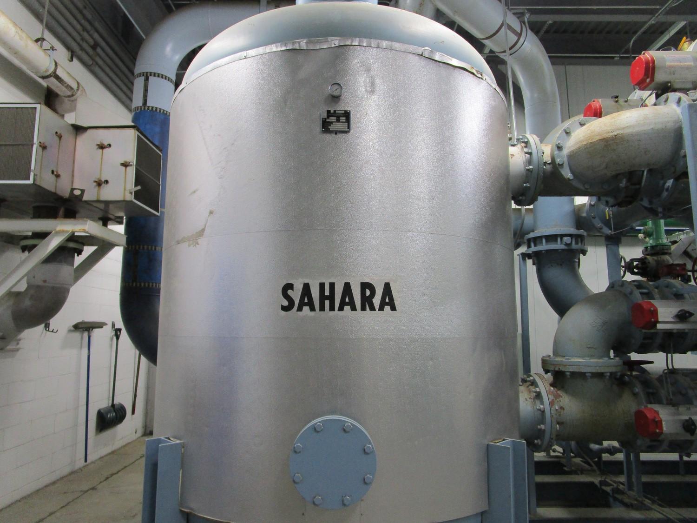 2010 Sahara SP-20000 Low Pressure Dryer, Skid Mtd. s/n 56977, (2) Tanks, MWAP 150 P | Rig Fee: $6500 - Image 3 of 14