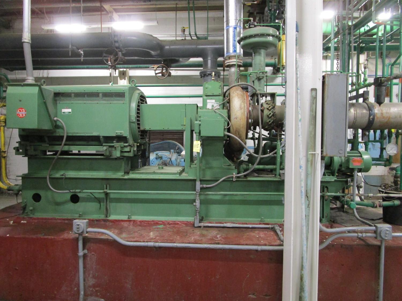 Joy TAQ-30M2PH 700HP Low Pressure Compressor s/n BF5852, Digital Control, US Motors   Rig Fee: $3500