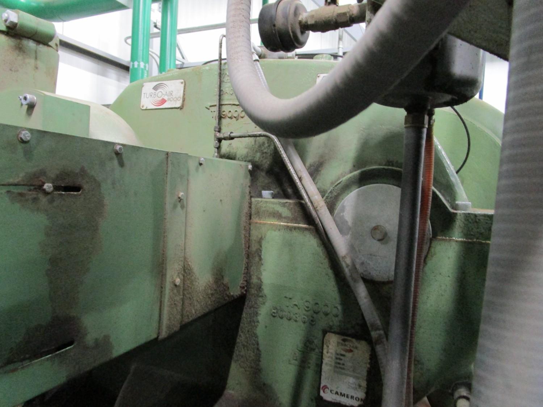 2010 Cameron 1,500 HP Low Pressure Compressor, Turbo-Air 9000 s/n 16900, True Oil F | Rig Fee: $4000 - Image 5 of 13