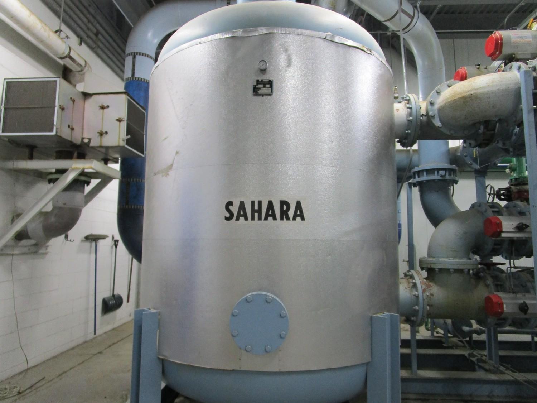 2010 Sahara SP-20000 Low Pressure Dryer, Skid Mtd. s/n 56977, (2) Tanks, MWAP 150 P | Rig Fee: $6500 - Image 12 of 14
