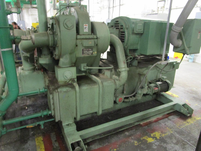 Joy 500HP High Pressure Compressor, Turbo Air 3000 s/n P-13688, Discharge Pressure | Rig Fee: $2500 - Image 5 of 9
