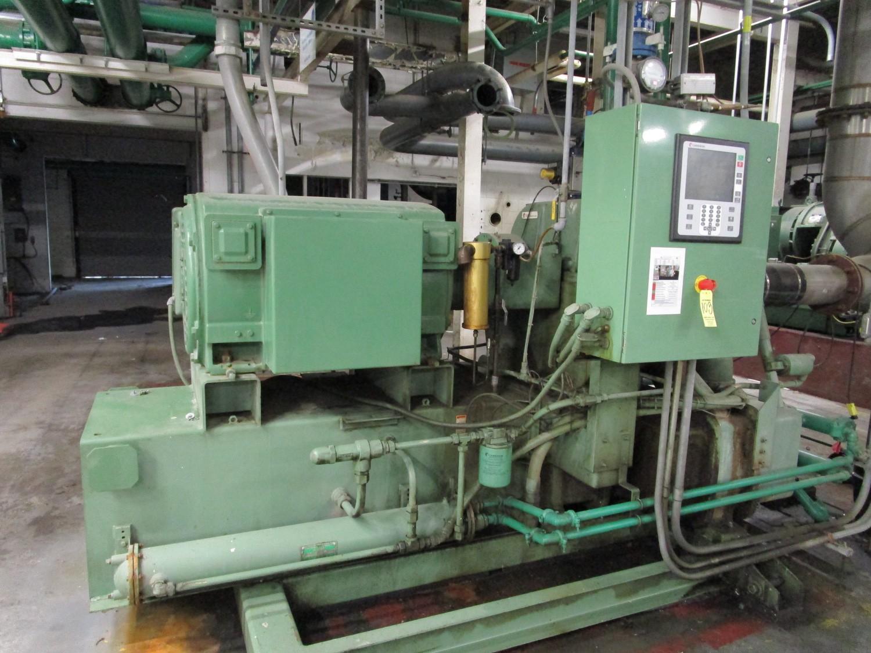 Joy 500HP High Pressure Compressor, Turbo Air 3000 s/n P-13688, Discharge Pressure | Rig Fee: $2500 - Image 3 of 9