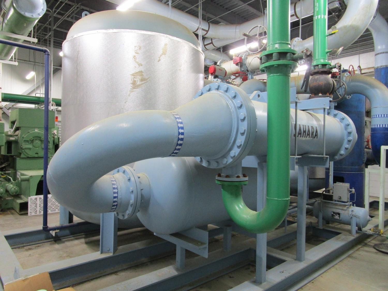 2010 Sahara SP-20000 Low Pressure Dryer, Skid Mtd. s/n 56977, (2) Tanks, MWAP 150 P | Rig Fee: $6500 - Image 5 of 14