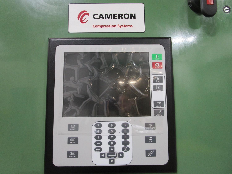 2010 Cameron 1,500 HP Low Pressure Compressor, Turbo-Air 9000 s/n 16900, True Oil F | Rig Fee: $4000 - Image 2 of 13