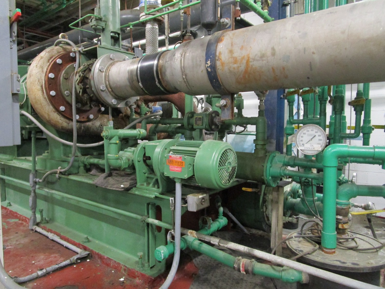 Joy TAQ-30M2PH 700HP Low Pressure Compressor s/n BF5852, Digital Control, US Motors   Rig Fee: $3500 - Image 3 of 8
