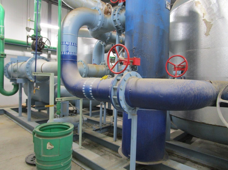 2010 Sahara SP-20000 Low Pressure Dryer, Skid Mtd. s/n 56977, (2) Tanks, MWAP 150 P | Rig Fee: $6500 - Image 6 of 14