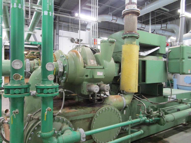 2010 Cameron 1,500 HP Low Pressure Compressor, Turbo-Air 9000 s/n 16900, True Oil F | Rig Fee: $4000 - Image 9 of 13