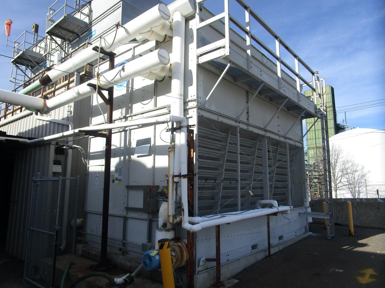 Baltimore FXV-662 Water Tower s/n U040080301, Belt # 3R-B100, (2) US Motors 7.5 HP | Contact Rigger