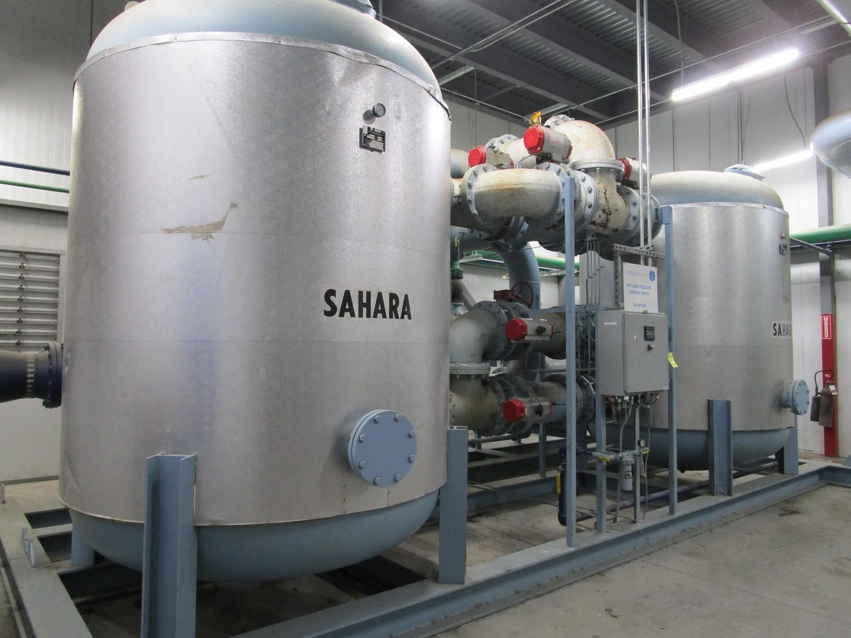 2010 Sahara SP-20000 Low Pressure Dryer, Skid Mtd. s/n 56977, (2) Tanks, MWAP 150 P | Rig Fee: $6500 - Image 7 of 14