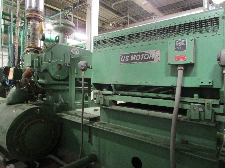 Joy TAQ-30M2PH 700HP Low Pressure Compressor s/n BF5852, Digital Control, US Motors   Rig Fee: $3500 - Image 6 of 8