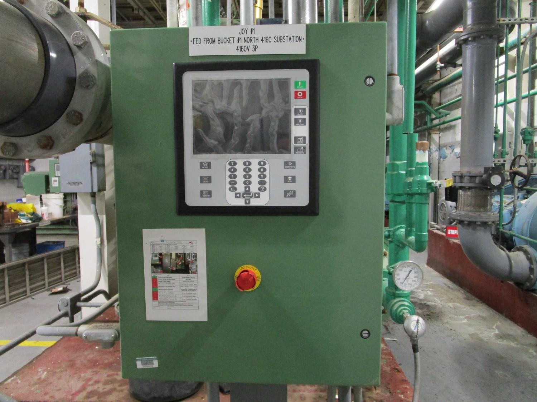 Joy TAQ-30M2PH 700HP Low Pressure Compressor s/n BF5852, Digital Control, US Motors   Rig Fee: $3500 - Image 4 of 8