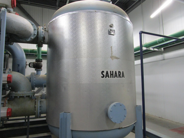 2010 Sahara SP-20000 Low Pressure Dryer, Skid Mtd. s/n 56977, (2) Tanks, MWAP 150 P | Rig Fee: $6500 - Image 4 of 14