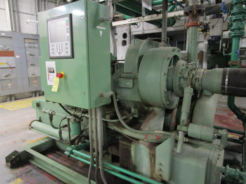 Joy 500HP High Pressure Compressor, Turbo Air 3000 s/n P-13688, Discharge Pressure | Rig Fee: $2500 - Image 4 of 9
