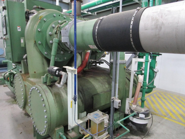 2010 Cameron 1,500 HP Low Pressure Compressor, Turbo-Air 9000 s/n 16900, True Oil F | Rig Fee: $4000 - Image 6 of 13