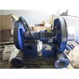 (1) Halifax Fan 25.5HP BC Fan, s/n 67238, Rotation CCW, 7.5HP | Rig Fee: $25