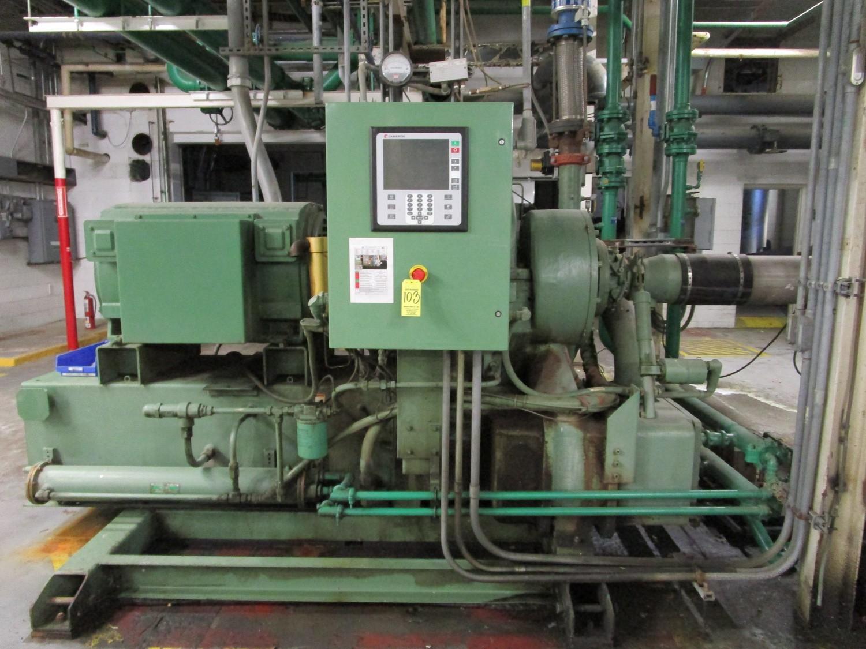 Joy 500HP High Pressure Compressor, Turbo Air 3000 s/n P-13688, Discharge Pressure | Rig Fee: $2500