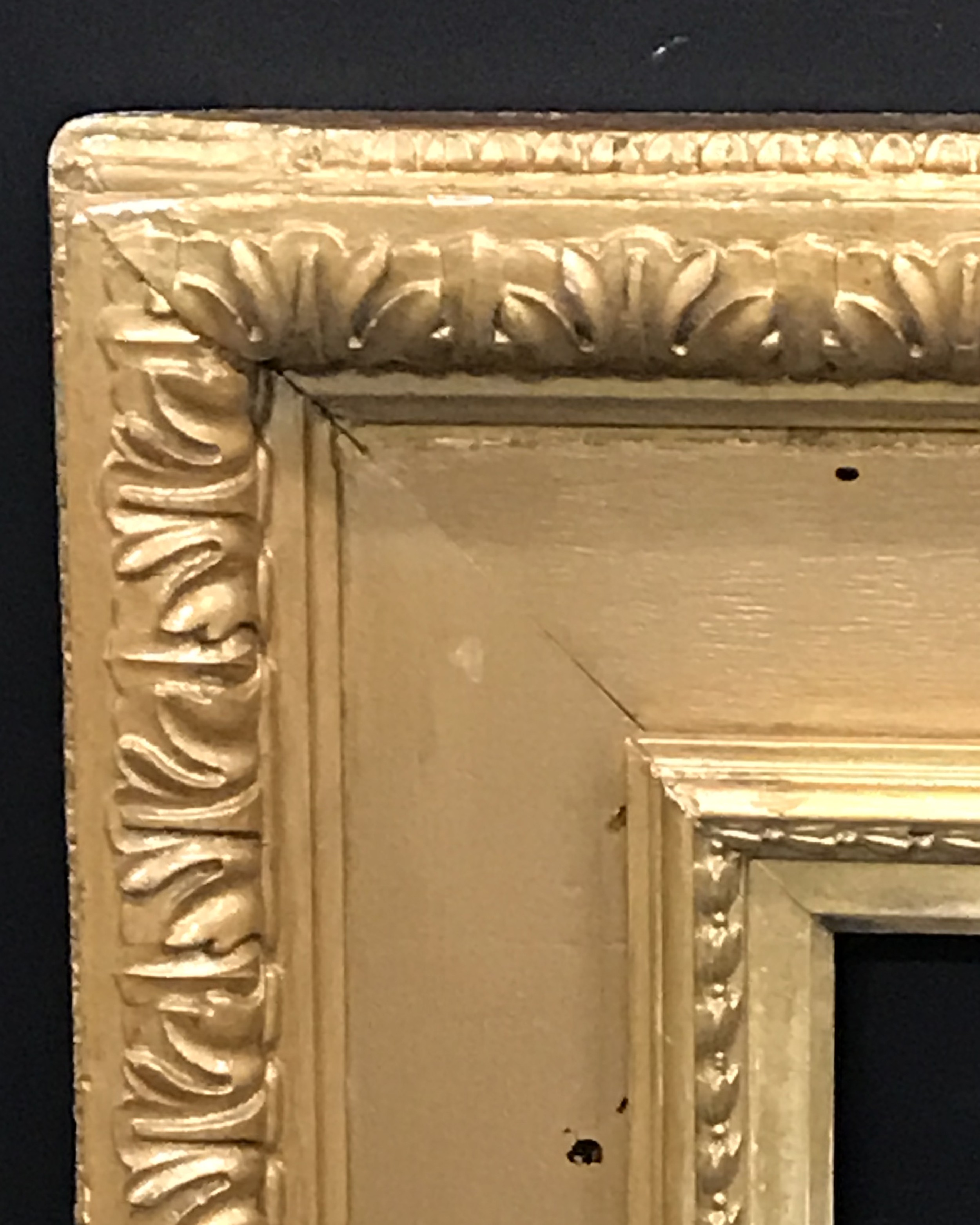 """Lot 54 - 19th Century English School. A Watts Style Gilt Composition Frame, 29.25"""" x 21.25"""" (rebate)."""