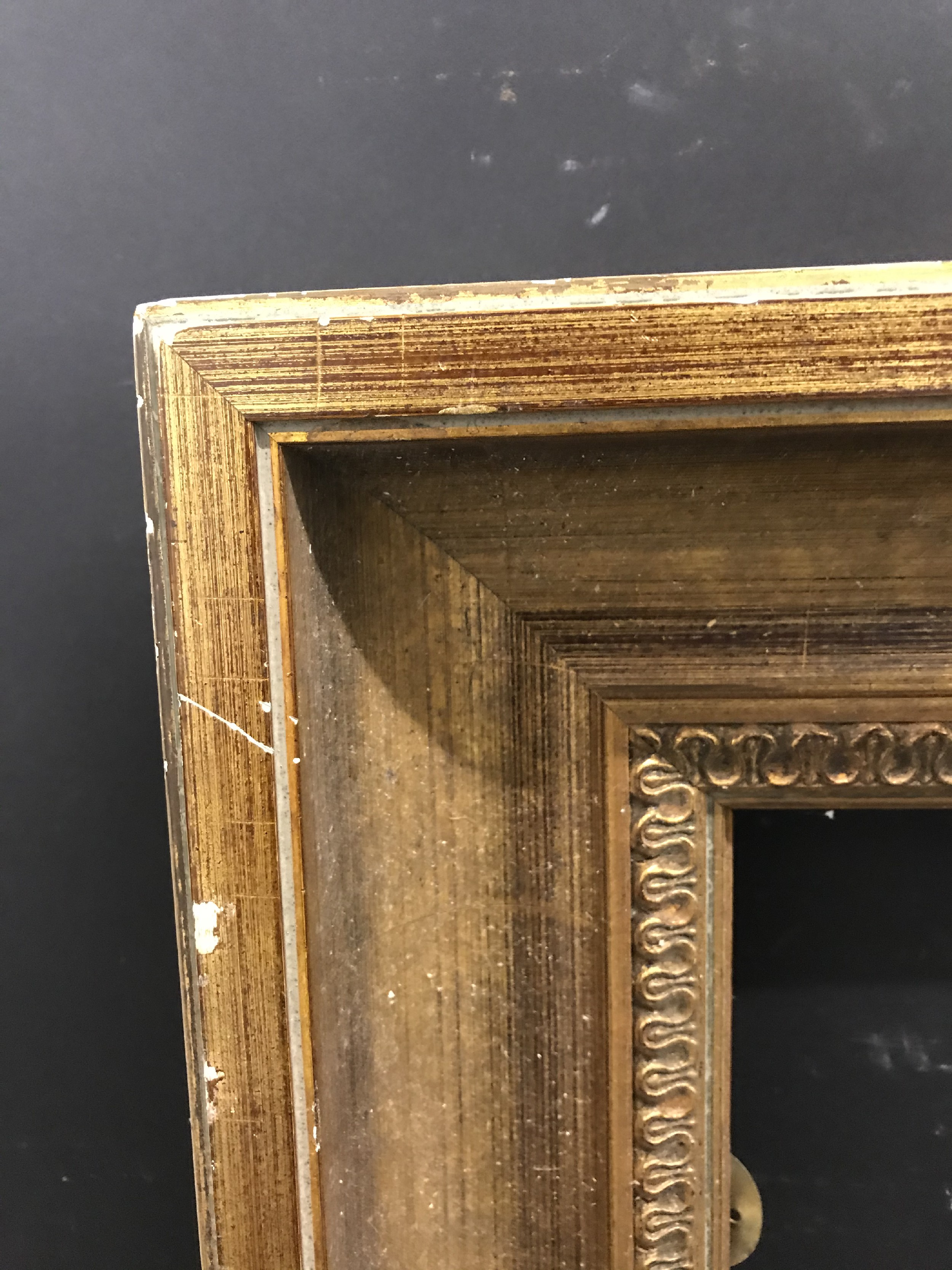 """Lot 18 - 20th Century Continental School. A Gilt Composition Frame, 35.5"""" x 27.5"""" (rebate)."""