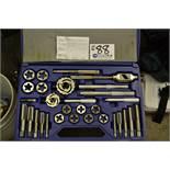 Irwin 25 Pc Tap and Hexagon Dye Master Set