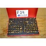 Shars M1 Pin Gauges .061 - .250