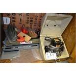 Craftsman Model 315.17370 Router 25,000 Rpm