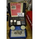RXHM Honing Machine System 2 c/w Disc Rotator