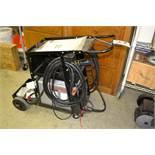 Hypertherm Powermax 45 Plasma Cutter on Cart c/w Leads