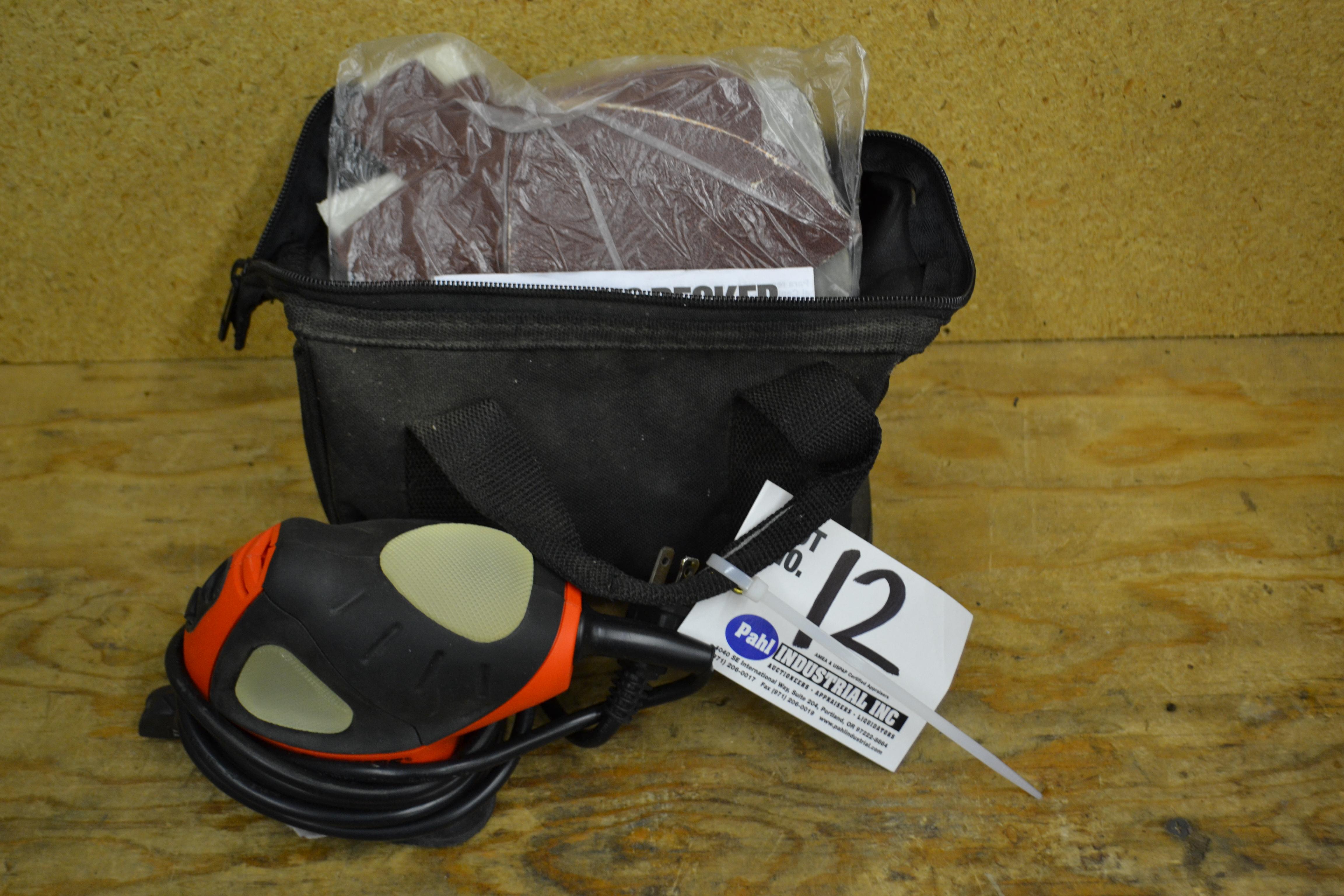 Black and Decker Mouse sander/polisher
