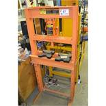 Central Hydraulics 20 Ton Hydraulic Shop Press