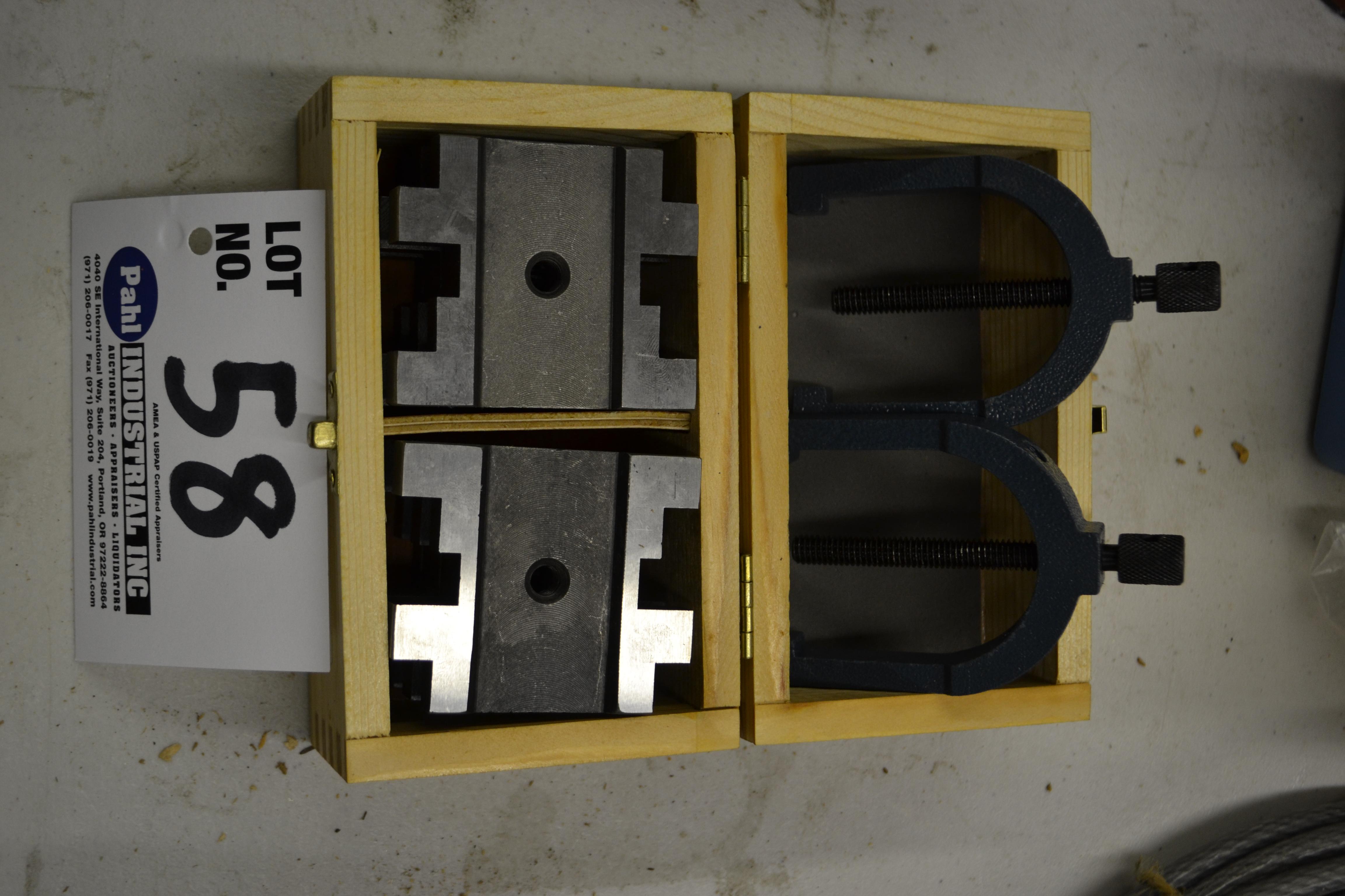 Set of 2 Precision V-Blocks