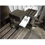 6 in. Machine Vise with Swivel Base