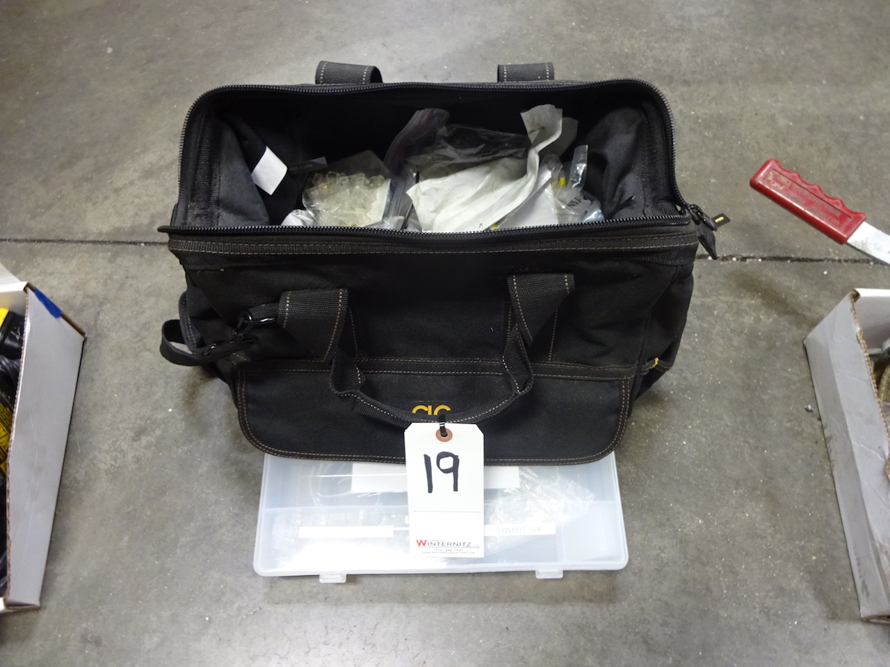 Lot 19 - LOT: Assorted Ethernet Splicing Equipment
