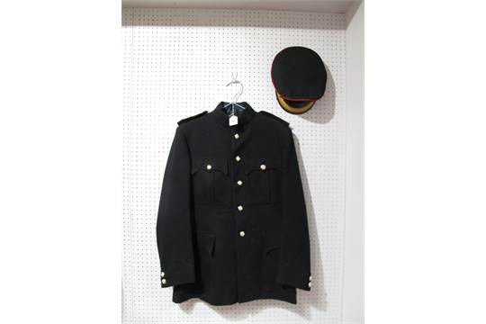 Uniform No 1 Dress Officers Cap Tunic And Trousers To Royal Engineers By Austin Reed