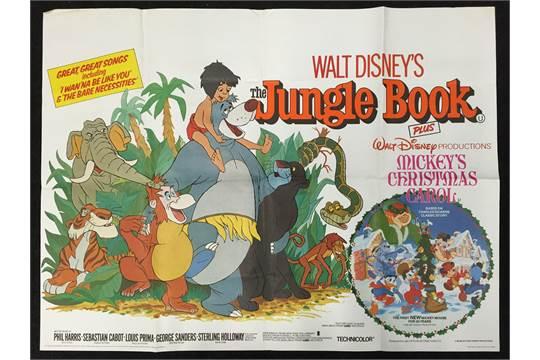 Mickeys Christmas Carol 1983.Walt Disney S Jungle Book And Mickey S Christmas Carol 1983