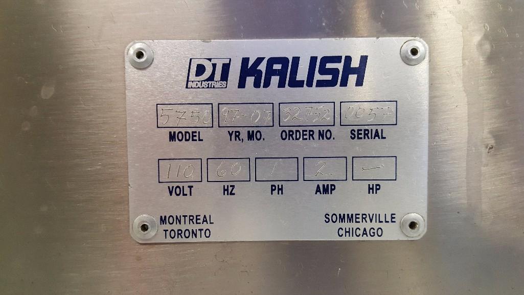 Lot 2122 - Kalish Torqit Retourquer