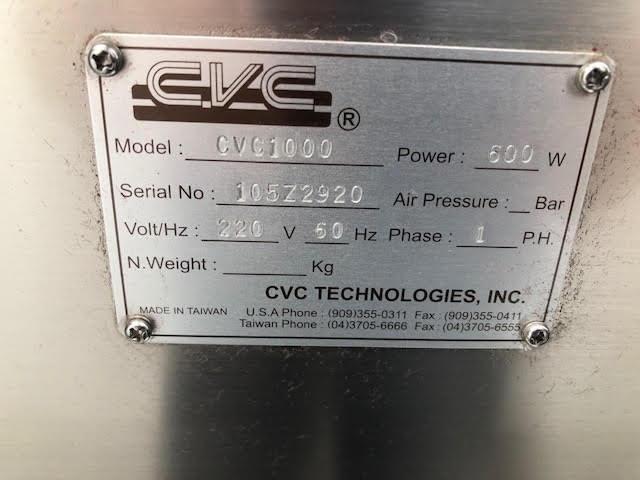 Lot 130 - CVC 1000 Twin head Capsule Counter