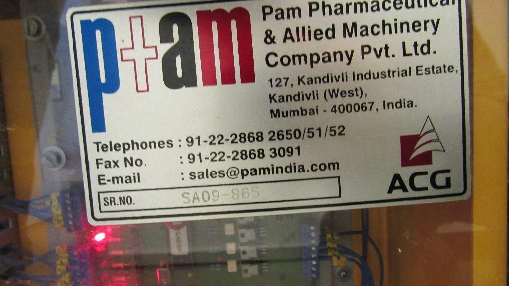 Lot 6 - Pam Pharmaceutical Capsule Filler