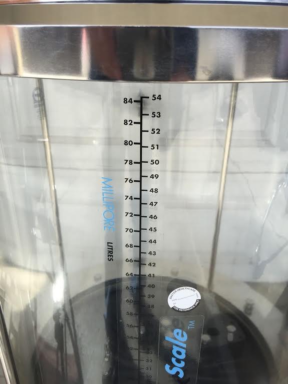 Lot 116 - Millipore Quik Scale