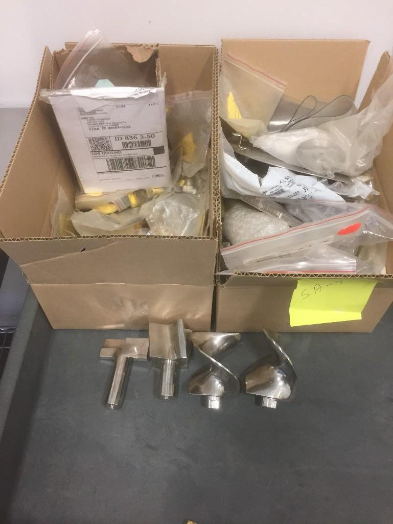 Lot 7 - Spare Tooling Parts