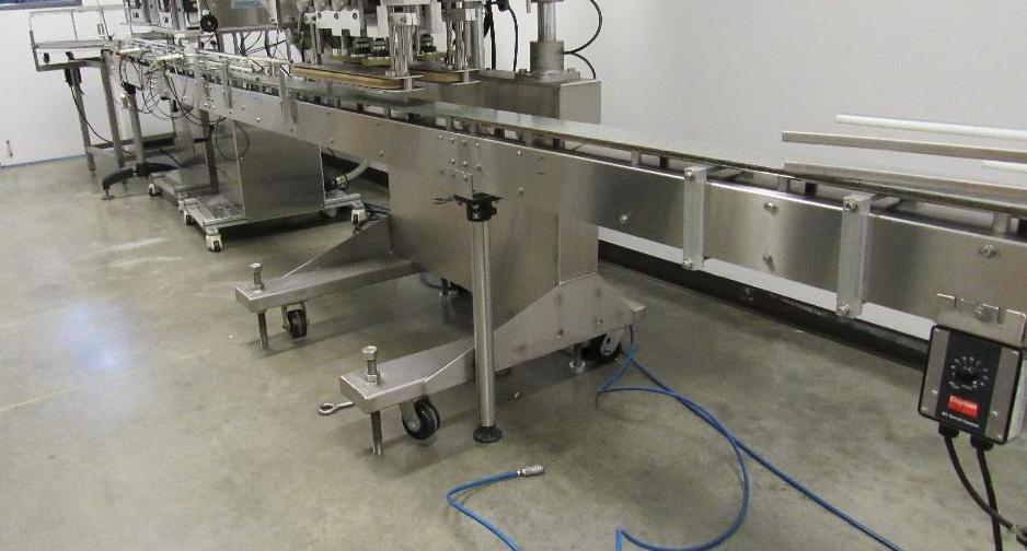 Lot 32 - Pharmafill Sanitary Conveyor