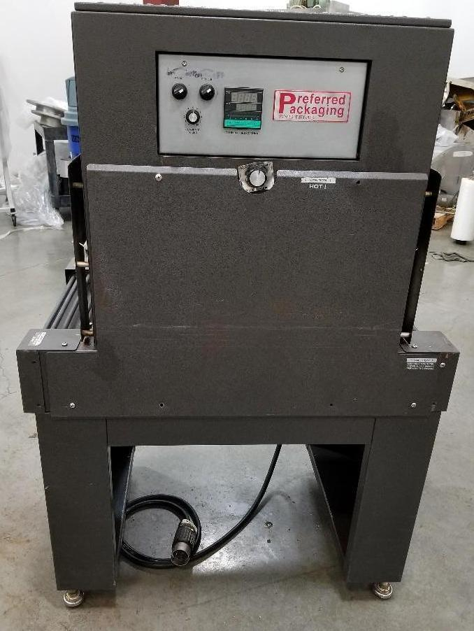 Lot 316 - Prefered Packaging Heat Tunnel