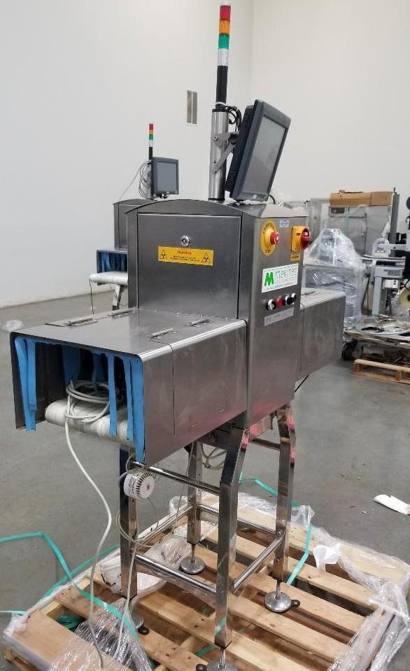 Lot 303 - Mekitec Inspection System