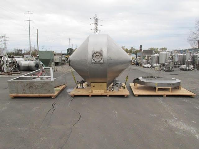 Lot 121 - 165 Cubic Foot Paul Abbe Rota Cone Blender